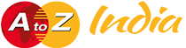 AtoZcourierservicetoindia courier logo